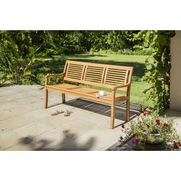 CASAYA Gartenbank »Paolo«, 3-Sitzer, BxTxH: 158 x 61,5 x 89,5 cm