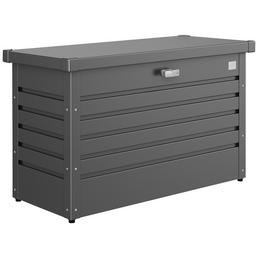 BIOHORT Gartenbox »FreizeitBox«, BxHxT: 101 x 61 x 46 cm, dunkelgrau-metallic