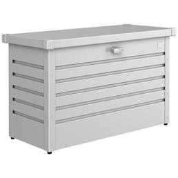 BIOHORT Gartenbox »FreizeitBox«, BxHxT: 101 x 61 x 46 cm, silber-metallic