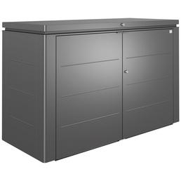 BIOHORT Gartenbox »HighBoard«, B x T x H: 200 x 84 x 127 cm, 2150 l