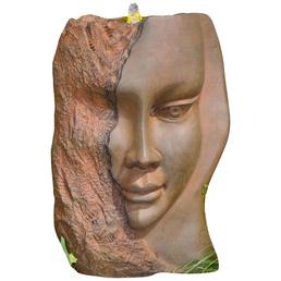 GRANIMEX Gartenbrunnen »Diana«, steingrau, inkl. Pumpe