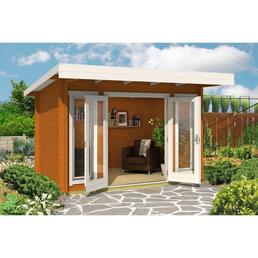 LASITA MAJA Gartenhaus »Barbados«, B x T: 390 x 350 cm