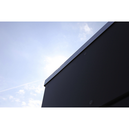 luoman gartenhaus bxt 253cm x 253cm. Black Bedroom Furniture Sets. Home Design Ideas