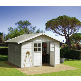 GROSFILLEX Gartenhaus »Deco 11«, B x T x H: 315 x 355 x 250 cm