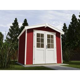 Gartenhaus »Gartenhaus 218 Gr.1«, BxT: 260 x 235 cm (Aufstellmaße), Satteldach