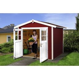 WEKA Gartenhaus »Gartenhaus 224 Gr.3«, BxT: 280 x 259 cm, Satteldach