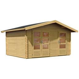 woodfeeling gartenhaus lagor b x t 468 x 390 cm. Black Bedroom Furniture Sets. Home Design Ideas
