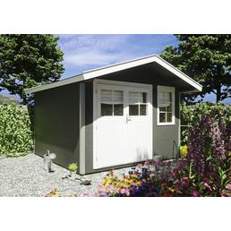 luoman gartenhaus lillevilla 410 b x t 348 x 366 cm. Black Bedroom Furniture Sets. Home Design Ideas