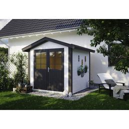 LUOMAN Gartenhaus »Lillevilla 564«, B x T: 272 x 272 cm