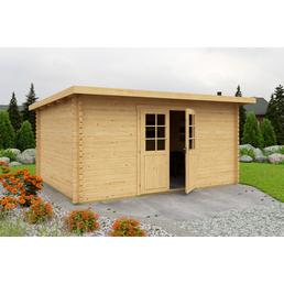 OUTDOOR LIFE PRODUCTS Gartenhaus »Schönheim 2«, B x T: 273 x 238 cm, Pultdach