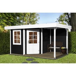 weka gartenhaus set designhaus 213a gr 2 b x t 501 x. Black Bedroom Furniture Sets. Home Design Ideas