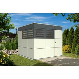 SKANHOLZ Gartenhaus »Sydney 3«, B x T: 253 x 253 cm, Fichte