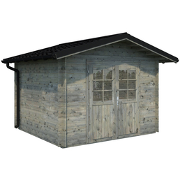 PALMAKO AS Gartenhaus »Tina 7,5«, BxT: 362 x 326 cm, Satteldach
