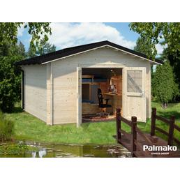 PALMAKO AS Gartenhaus »Tina«, BxT: 432 x 436 cm, Satteldach