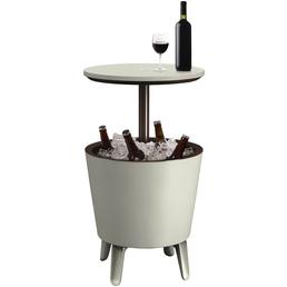 TEPRO Gartenkühlbox/Gartentisch, mit Polypropylen-Tischplatte