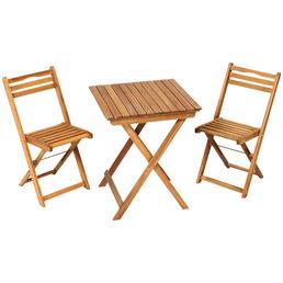 MERXX Gartenmöbel »Porto«, 2 Sitzplätze, Eukalyptus
