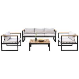 MERXX Gartenmöbelset »Mykonos«, 5 Sitzplätze