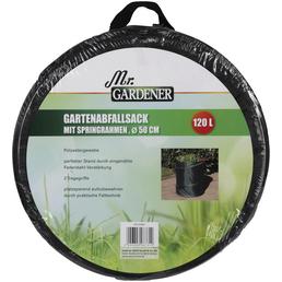 MR. GARDENER Gartenspringsack, 120 l, Kunstfaser