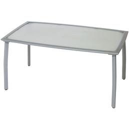 MERXX Gartentisch »Cararra«, mit Sicherheitsglas-Tischplatte, BxTxH: 150 x 90 x 74,5 cm