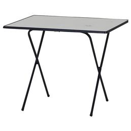 MFG FREIZEITMÖBEL Gartentisch mit Alcotop-Tischplatte, BxLxH: 60 x 80 x 64 cm