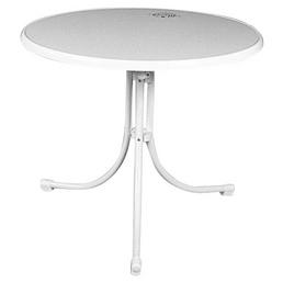 MFG FREIZEITMÖBEL Gartentisch mit Sevelit®-Tischplatte, Ø 85 cm