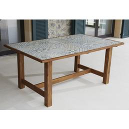 MERXX Gartentisch »Pariba«, mit Keramik-Tischplatte, BxTxH: 172 x 105 x 75 cm