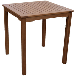 GARDEN PLEASURE Gartentisch »Pittsburgh«, mit -Tischplatte, BxTxH: 70 x 70 x 75 cm