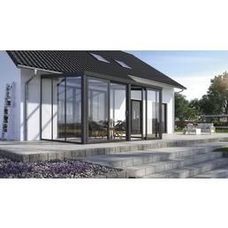 GARDENDREAMS Gartenzimmer »Easy«, Außenmaße (BxTxH): 400 x300 x266  cm