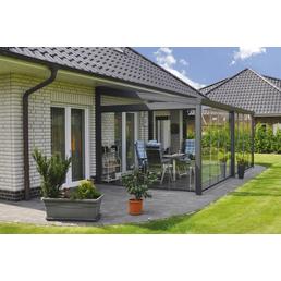 GARDENDREAMS Gartenzimmer »Legend«, Außenmaße B x T x H: 600  x 250  x 259  cm