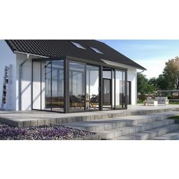 GARDENDREAMS Gartenzimmer »Legend«, BxT: 300 x 250 cm mit Glasdach