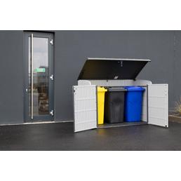 LIFETIME Gerätebox, aus Kunststoff, 107x123x107cm (BxHxT), 720 Liter