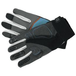 GARDENA Gerätehandschuhe, Größe: XL(10), grau, KeraTect-glasiert