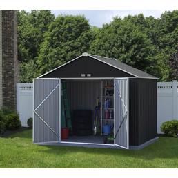 Spacemaker Gerätehaus, 14,2 m³, BxT: 296 x 235 cm