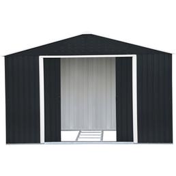 TEPRO Gerätehaus »Colossus«, Außenmaße (BxTxH): 321,3 x242,3 x210,5  cm