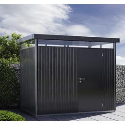 BIOHORT Gerätehaus »HighLine«, 13,8 m³, BxT: 275 x 275 cm
