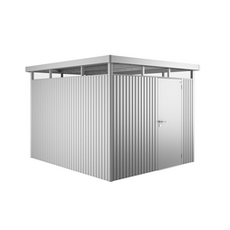 BIOHORT Gerätehaus »HighLine«, 16 m³, BxT: 275 x 315 cm
