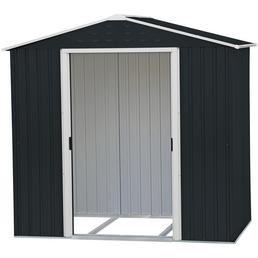 TEPRO Gerätehaus »Pent Roof«, Außenmaße B x T x H: 201  x 122,2  x 189,2  cm