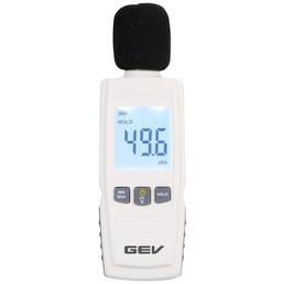 GEV Geräuschpegelmesser »1299«, weiß