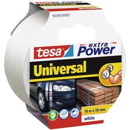 TESA Gewebeband, weiß, BxL: 5 x 1000 cm