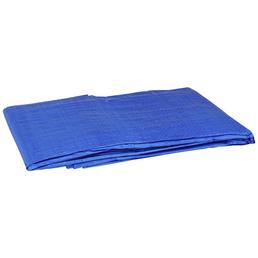 Jufol Gewebeplane, Kunststoff, blau, 300 x 200 cm
