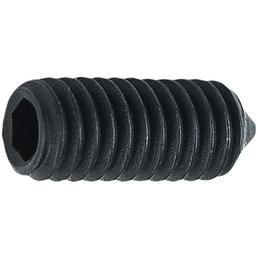 GECCO Gewindestift, 4 mm, Stahl, 8 Stück