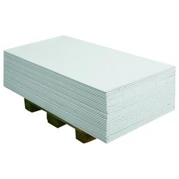 KNAUF Gipskartonplatte, GKB, Weiß, 2600x600x12,5 mm