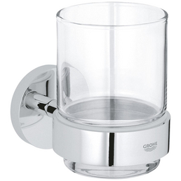 GROHE Glas »Essentials«, chromfarben