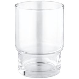 GROHE Glas »Essentials«, Höhe: 9,2  cm, transparent