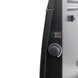 ROWI Glas-Wärmekonvektor »HGK 1500/2/1«, 1500 kW (max.)