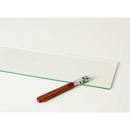 JULIANA Glasschneider, Kunststoff/Metall