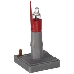 BUSCH-JAEGER Glimmlampe, 8350, für Taster, Schalter, UP-Einsätze, Grau