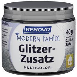 RENOVO Glitzerzusatz »Modern Family«, Glitzer-Optik