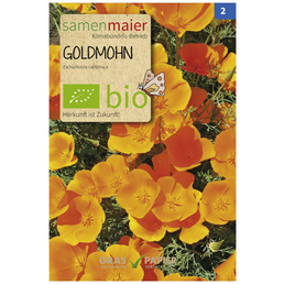 SAMEN MAIER Goldmohn, orange