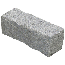 Granitpalisade, BxHxL: 10 x 25 x 10 cm